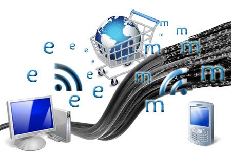 m-commerce & e-commerce