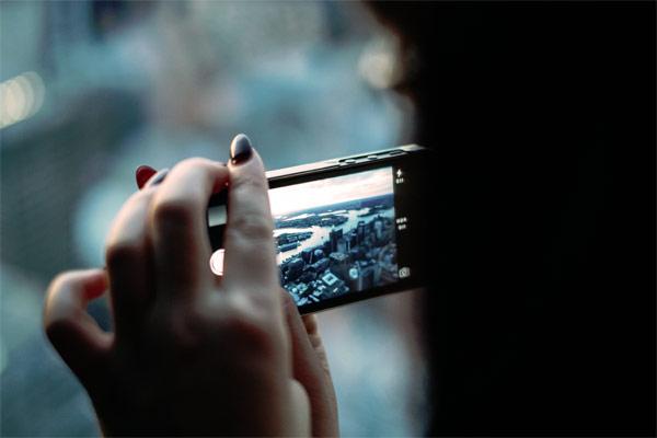 Usages smartphone